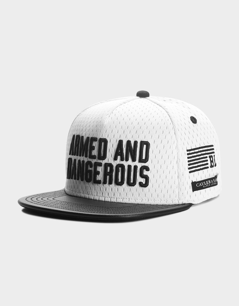 C&S BL ARMED N' DANGEROUS CAP
