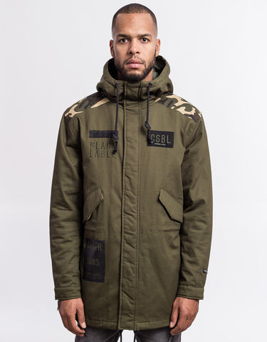 C&S BL REBEL PARKA