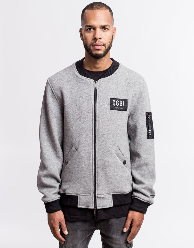 C&S BL CSBL FLIGHT JACKET