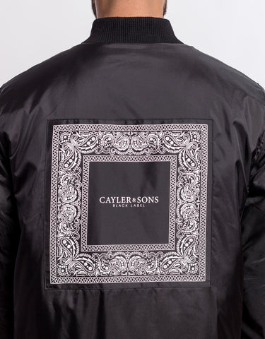 C&S BL PAIZ FLIGHT JACKET