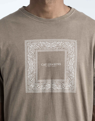 C&S BL PAIZ LONG TEE