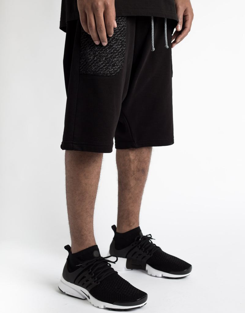C&S BL PRESIDENTIAL LOW CROTCH SWEAT SHORTS