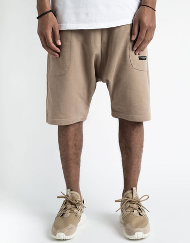 C&S BL DEUCES LOW CROTCH SWEAT SHORTS