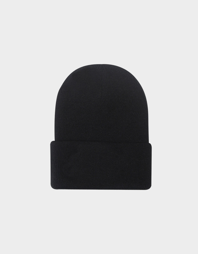 C&S CL BK BARBER OLD SCHOOL BEANIE