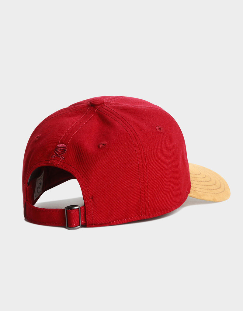 C&S CL BK FASTBALL CURVED CAP