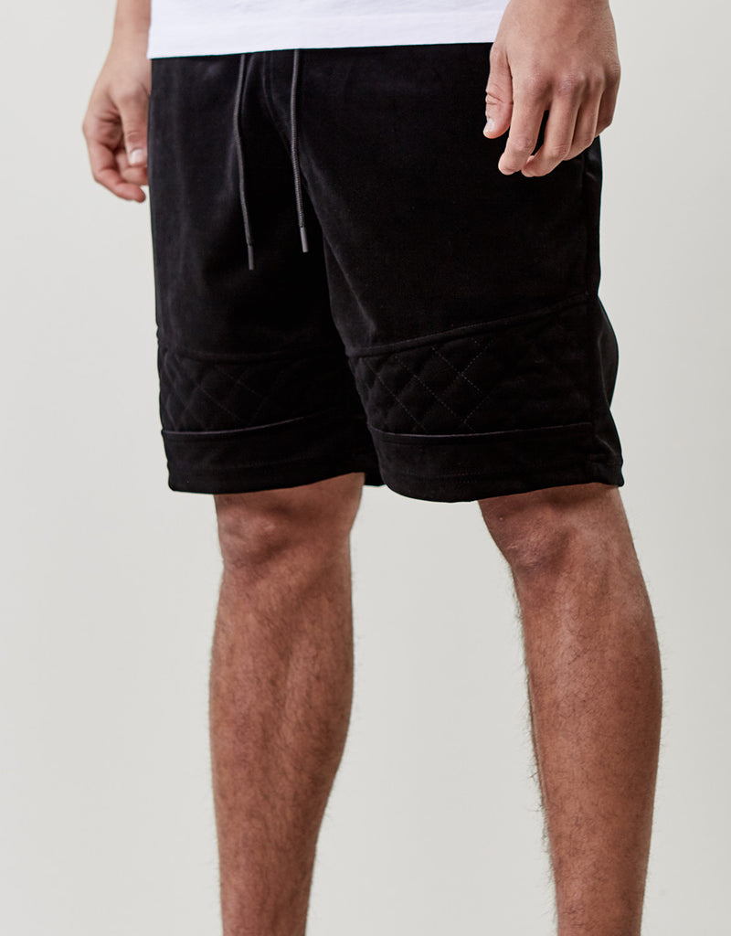 CSBL NEW AGE VELOURSHORTS