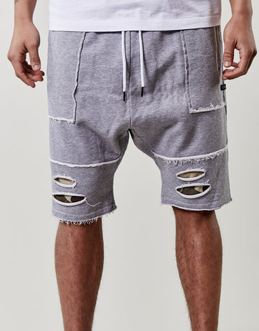 CSBL DEUCES LOW CROTCH SWEAT SHORTS