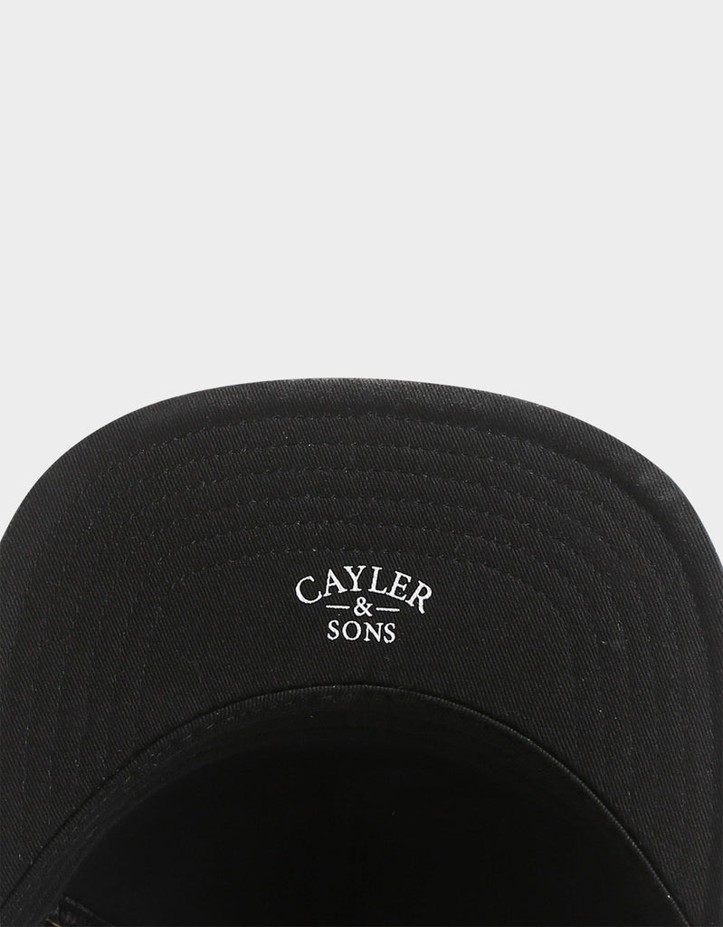 C&S GLD WAVEY CAP