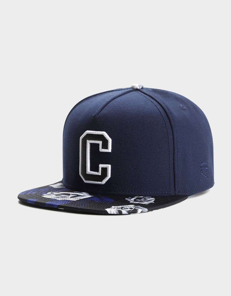 C&S GLD CEE ROSED UP CAP