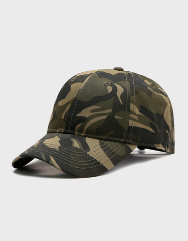 C&S PLAIN CURVED CAP