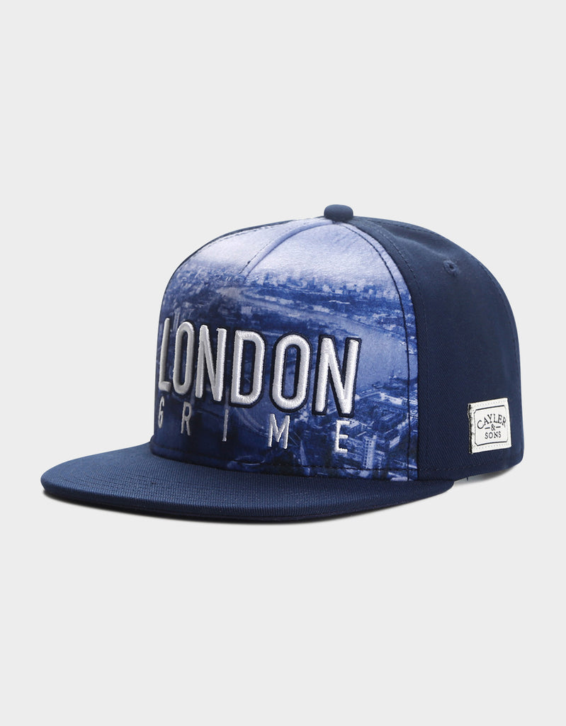 C&S WL LONDON SKYLINE CAP
