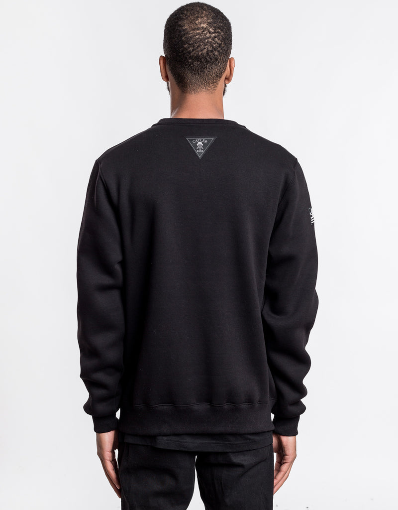C&S WL CROOKLYN SKYLINE CREWNECK