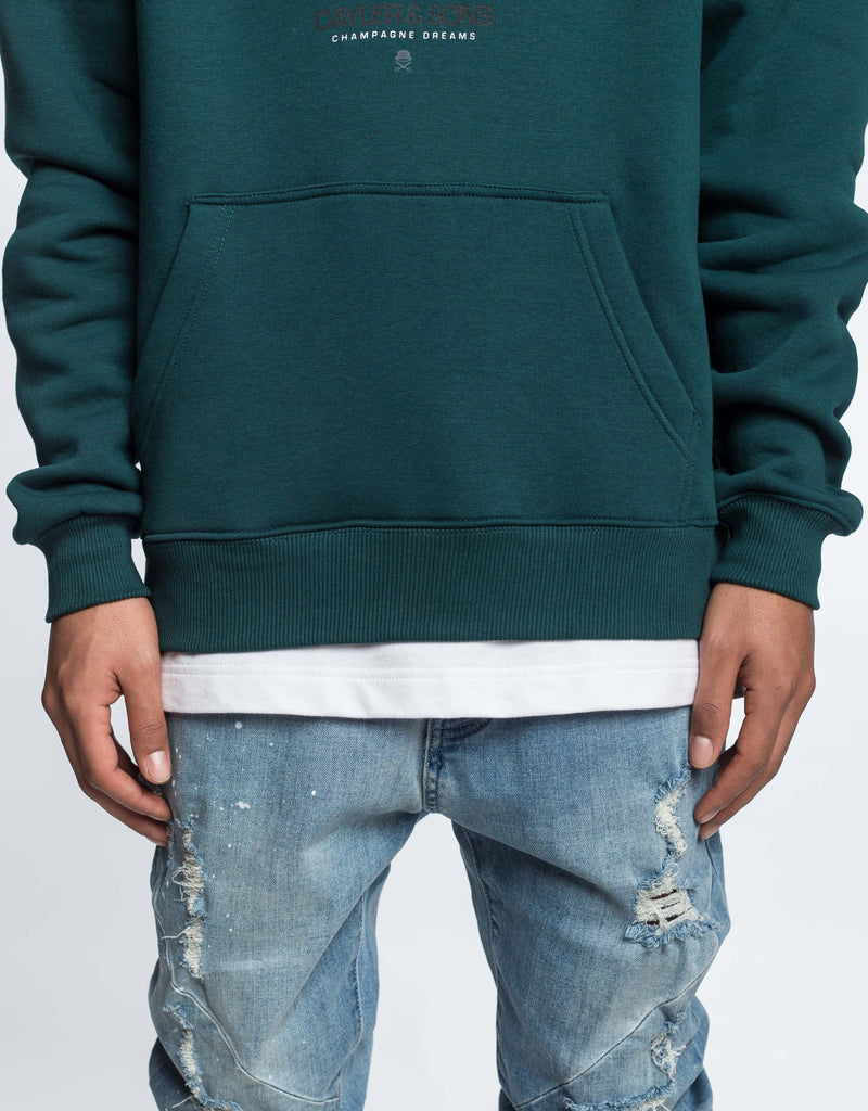 C&S WL CHMPGN DRMS HOODY
