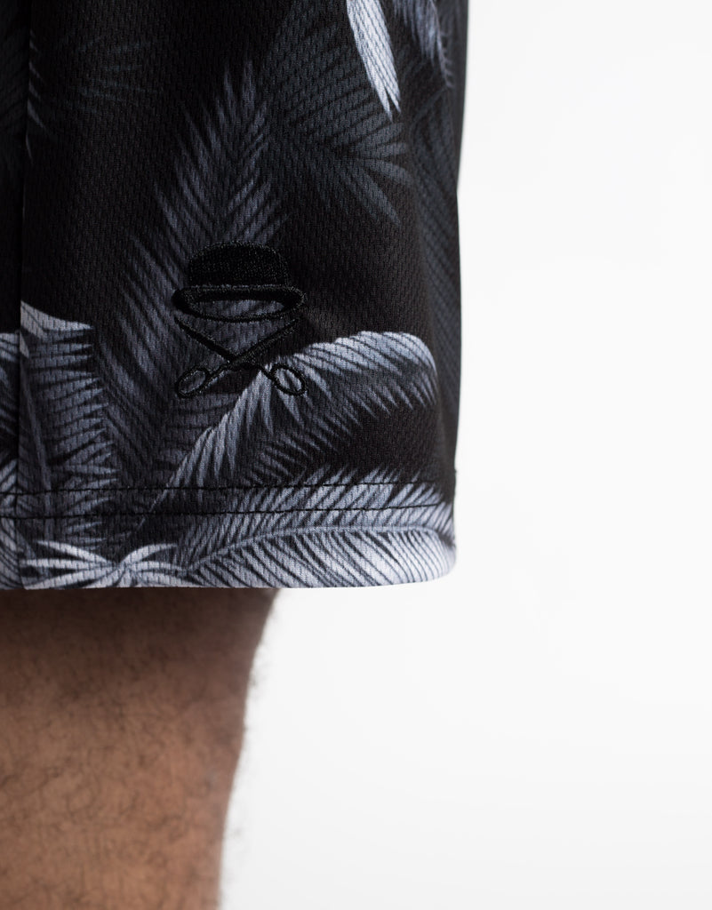 C&S WL PALMS MESH SHORTS