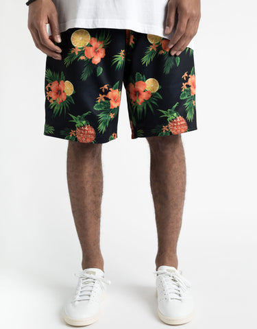 C&S WL FRUITY SUMMER MESH SHORTS