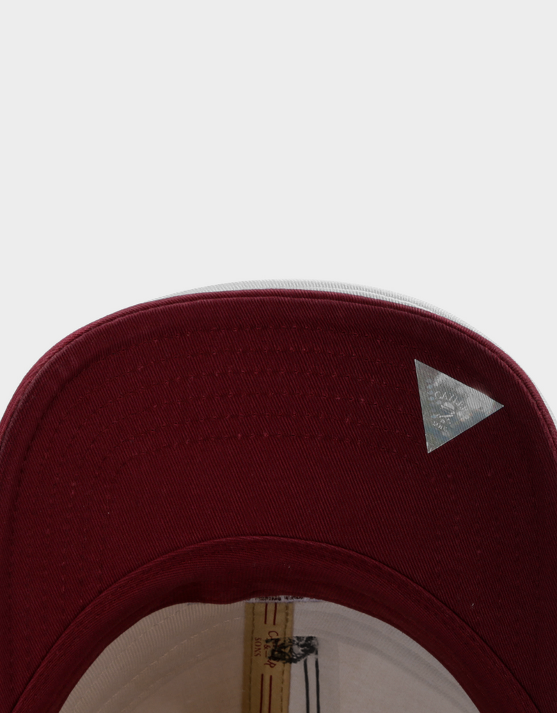 C&S WL WEST UNIVERSITY CURVED  CAP