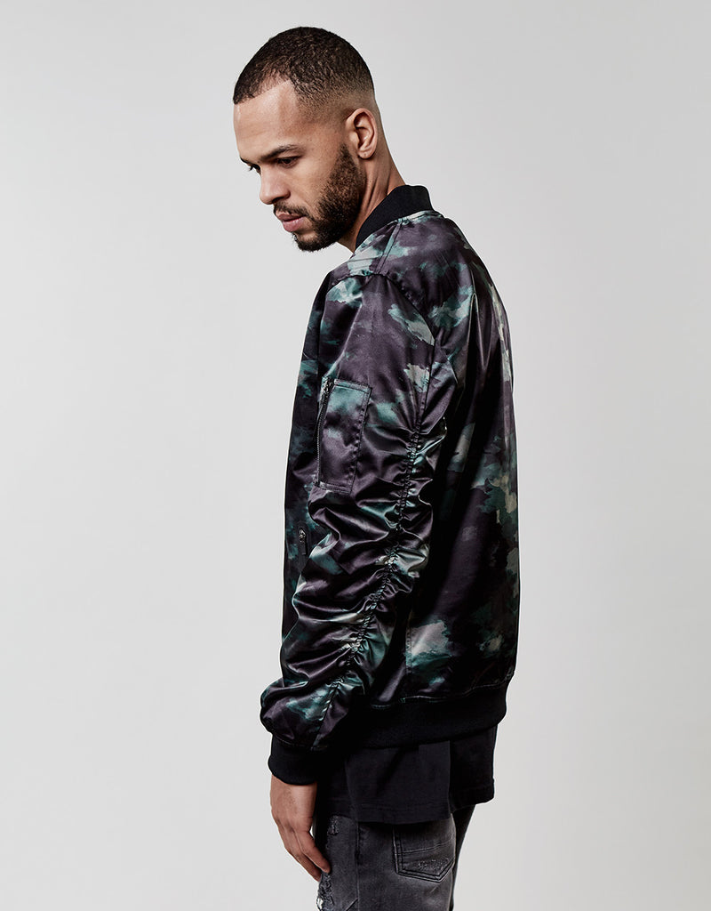 C&S WL BRISK BOMBER JACKET