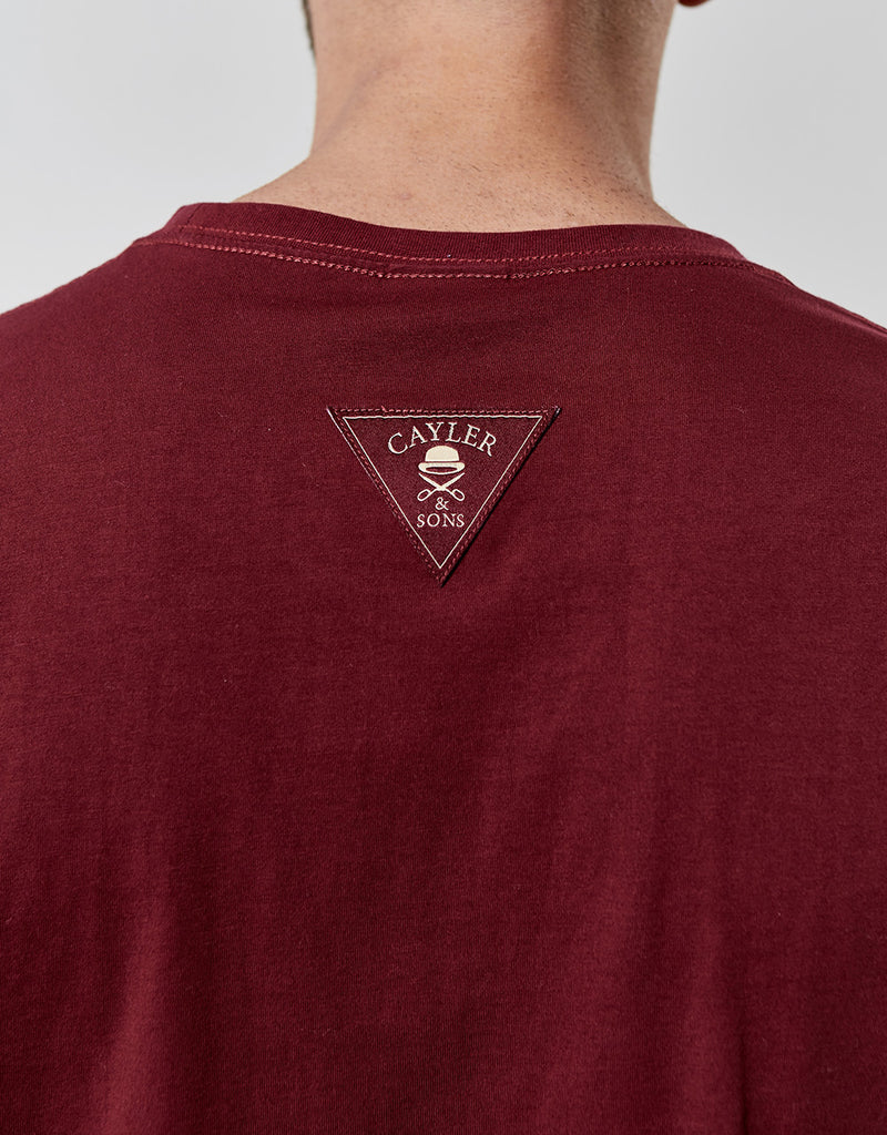 C&S WL WEST UNIVERSITY TEE