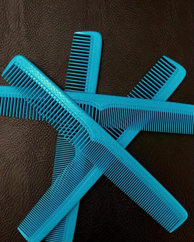 Cesibon comb Turquoise Cesibon Turquoise cutting combs
