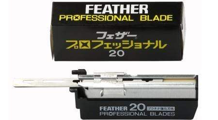 Feather Artist Hair Texturising Razors and Blades Feather Pro Razor Blades