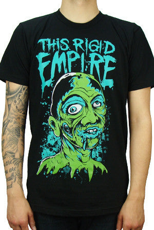 This Rigid Empire Zombie Tee