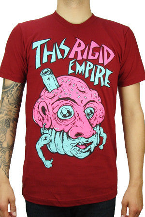 This Rigid Empire Cupcake Tee