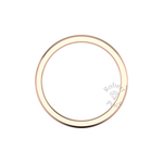Classic Deluxe Wedding Ring in 9ct Rose Gold (3mm)