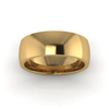 Classic Deluxe Wedding Ring in 18ct Yellow Gold (8mm)