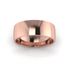 Classic Standard Wedding Ring in 9ct Rose Gold (8mm)