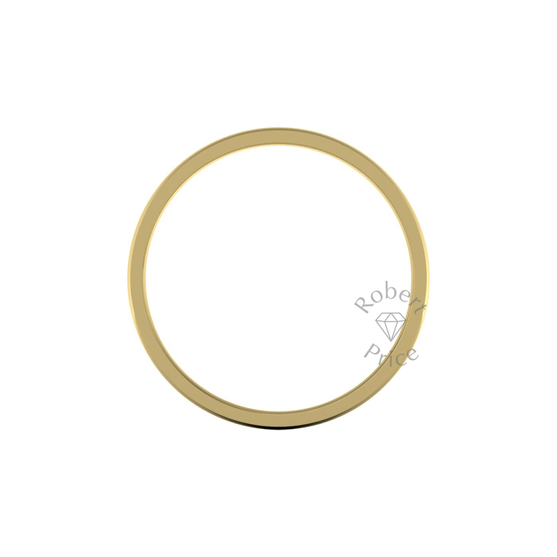 Classic Standard Wedding Ring in 9ct Yellow Gold (8mm)