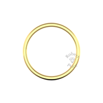 Classic Heavy Wedding Ring in 18ct Yellow Gold (7mm)