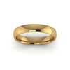 Classic Standard Wedding Ring in 18ct Yellow Gold (3.5mm)
