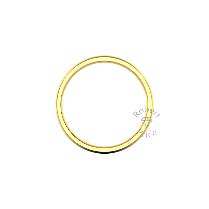 Classic Standard Wedding Ring in 18ct Yellow Gold (5mm)