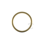 Classic Standard Wedding Ring in 9ct Yellow Gold (7mm)