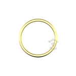 Classic Heavy Wedding Ring in 9ct Yellow Gold (7mm)