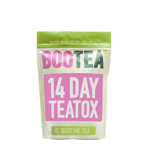 14-Day Teatox bedtime pouch