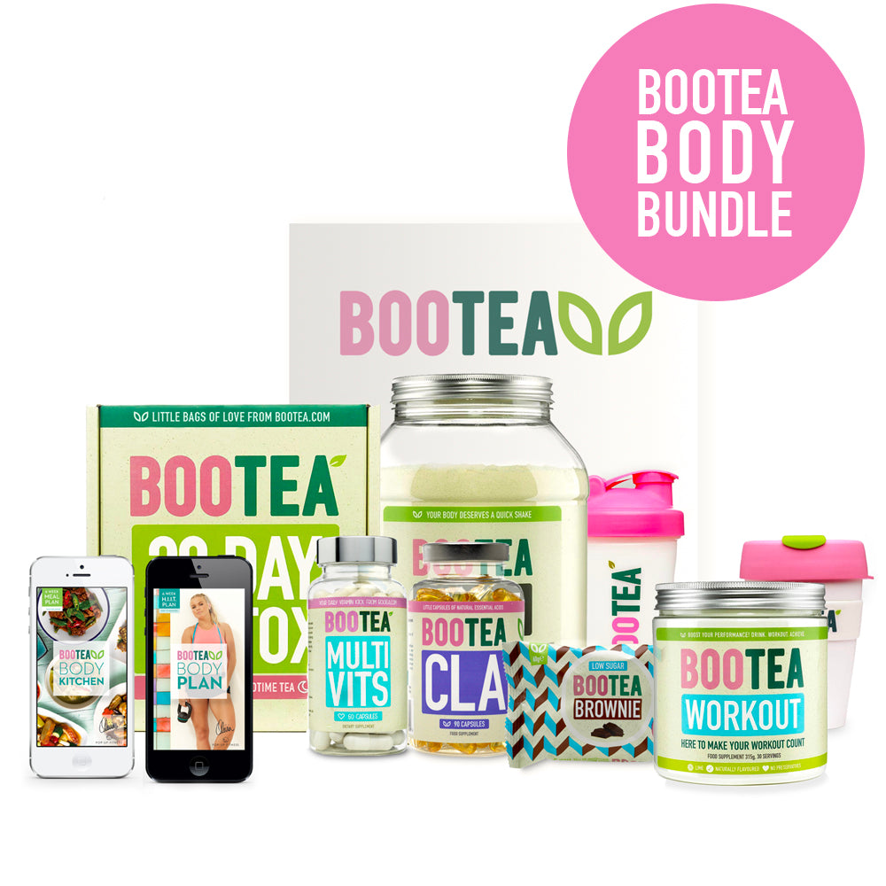 Bootea Body Bundle