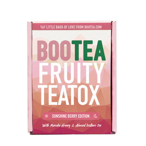 Bootea Fruity Teatox Limited Edition Sunshine Berry