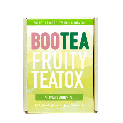 Bootea Fruity Teatox Limited Edition Mojito