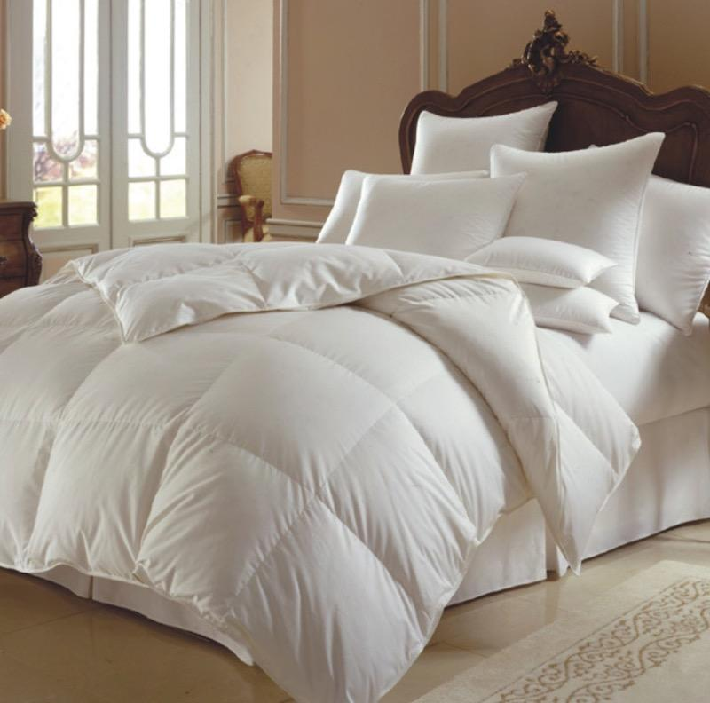 Downright Comforters and Pillows Bedding at Fig Linens and Home