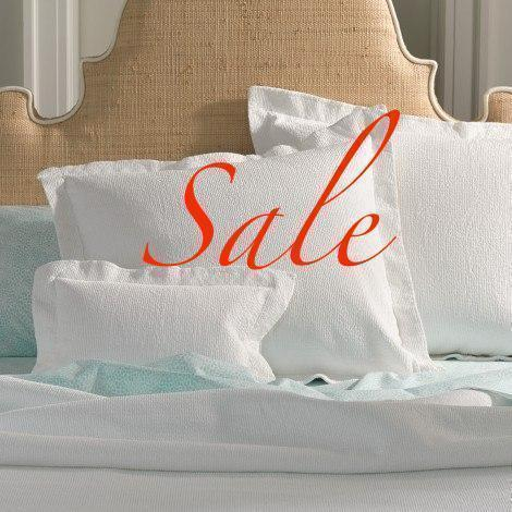 Clearance Sale at Fig Linens and Home