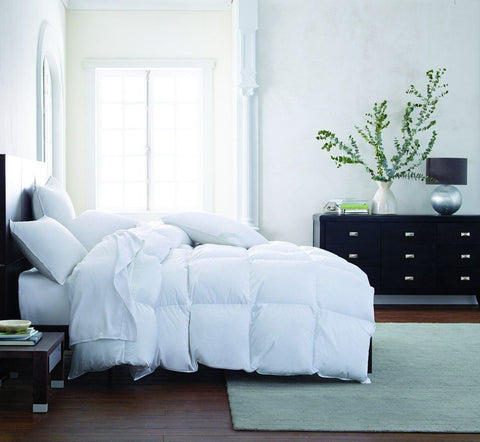 Down Boutique at Fig Linens: Comforters, Pillows, Featherbeds