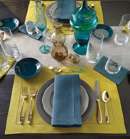 Napkins and Placemats at Fig Linens