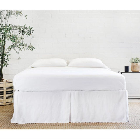 Fig Linens and Home - Bed Skirts, Dust Ruffles and Box Spring Covers