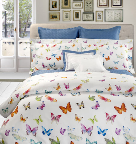 Fig Linens and Home - Dea Linens - Farfalle Bedding