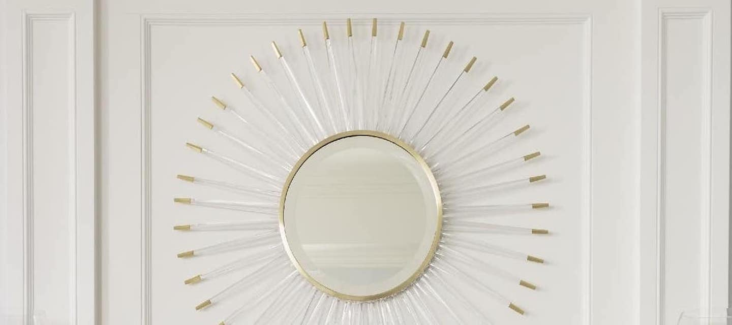 Mirrors at Fig Linens and Home