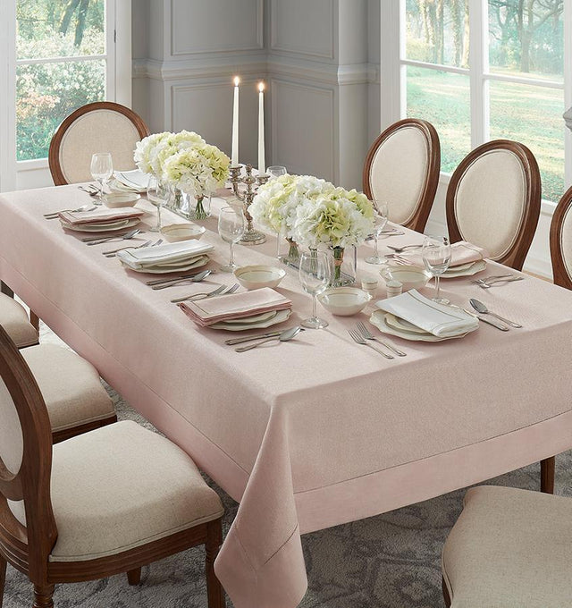 Sferra Table Linens and Table Cloths at Fig Linens
