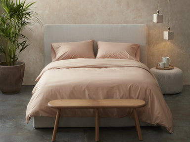 Coyuchi 300 TC Quartz Organic Percale Bedding | Fig Linens