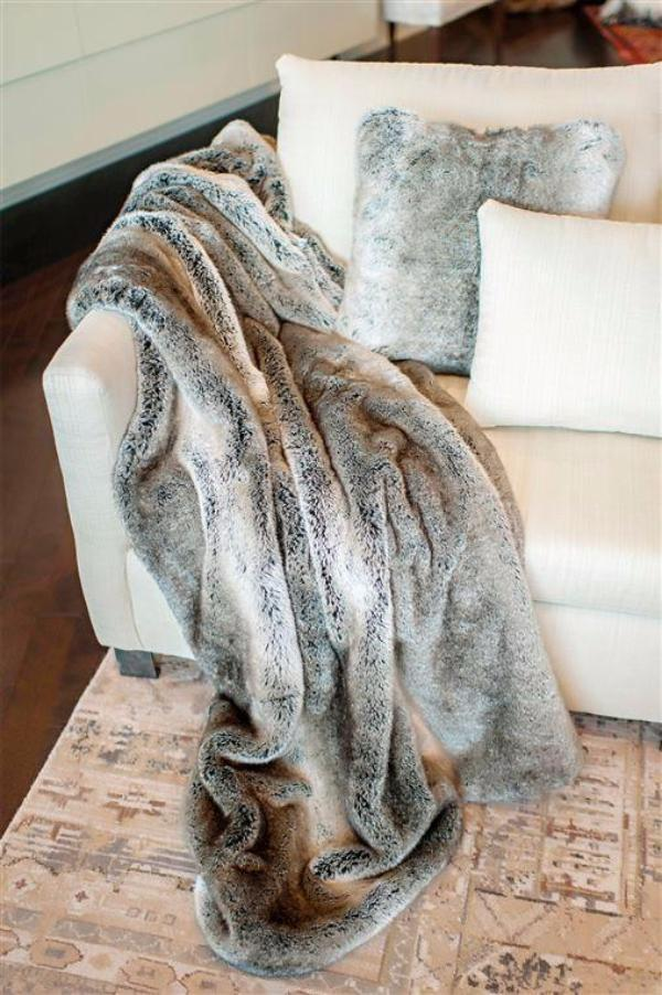 Grey Rabbit Signature Series Throw