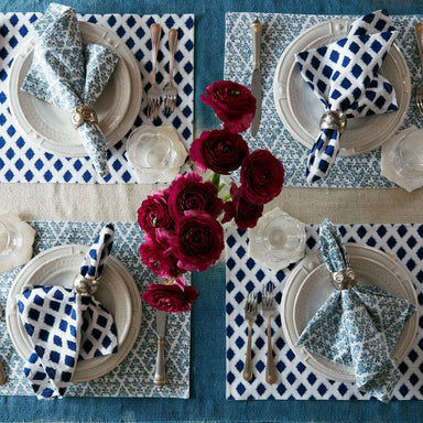 Cotton Table Linens by John Robshaw - Fig Linens